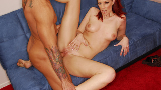 Marsha Lord Enjoys A Good Dick Inside Of Her Mouth