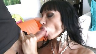 Busty Latina Whore In A Punisher Xxx Parody