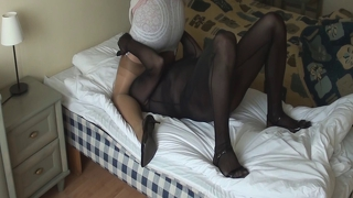 Sex With My Pantyhose Gf Part 3 Of 3