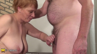 Amateur Mature Cunt Loves To Masturbate And Suck Cock