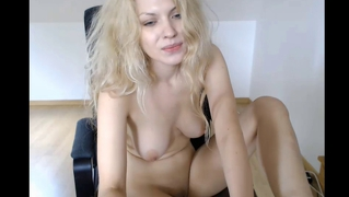 Blond Orgasmus Masturbationen Amateur