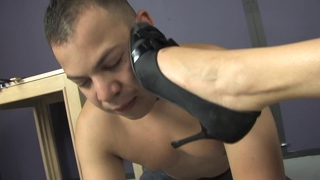 Femdom And Foot Domination