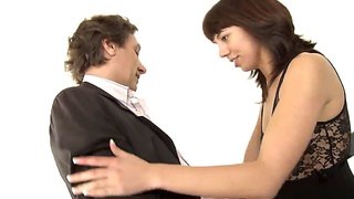 Passionate Sex With Mila Beth And Steve Holmes