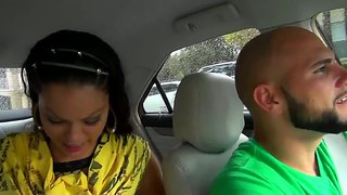 Jmac and katalina do amazing wild sex in the car and bedroom