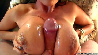 Have fun with delicious asian beauty kianna dior. this impudent lavish chick has awesome big boobs and she gets pleasure with jonni darkko titsfucking and giving her his cream pie