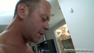 Rocco Siffredi Trains Two Newcomer Slave Girls