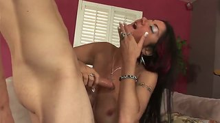 Milf Nadia Night And Her Huge Tatas For You