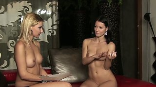 Welcome To The Sexiest Interview You'v Ever Seen With Amazing Naked Cindy Hope