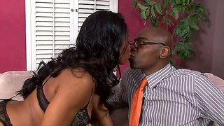 Black Porn With Imani Rose And Sean Michaels