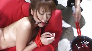 Humiliation Of An Asian Whore