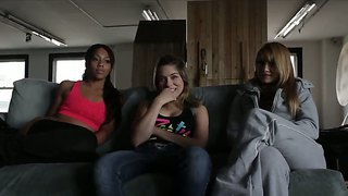 Lea Lexis,leilani Leeane And Lia Lor In Softcore