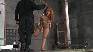 Tied And Hanged Like The Whore She Is