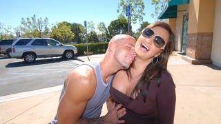 Claudia Valentine Knows How To Make Him Cum