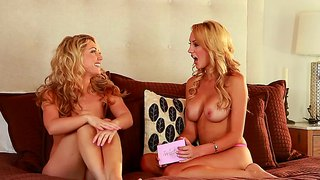 Brett Rossi Interviewed About Her Life In Porn