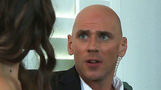 Long-Haired Stunner Teal Conrad Exposes Pinky Slit In A Doggystyle And Sucks Long Cock Of Her Boss Johnny Sins