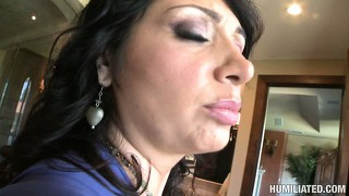 Woman with big lips and tits vannah sterling wants to be tortured sweetly by her lover