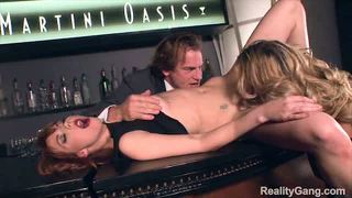 Katie summers and delila darling go dick crazy!