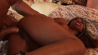 Delicious Exotic Slut Nadi Phucket Gets A Dick Rammed Up Her Asshole