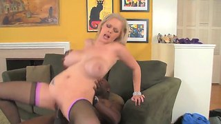 Blowjob Hardcore Großer Schwanz Interracial