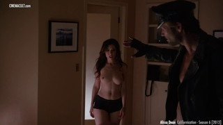 Nude Of Californication - Season 6