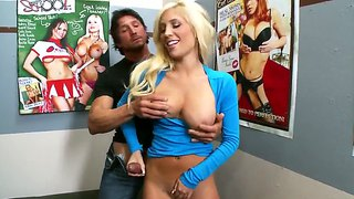 Wonderful Sex In The Office With Pornstar Tasha Reign