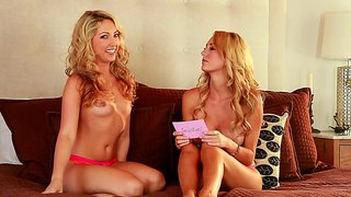 Brett Rossi Naked Interview With Hot Lesbian