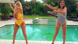 Lusty And Horny Lesbian Chicks Andi Sky And Molly Cavalli Enjoy In Outdoor And Indoor Sex