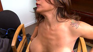 Jason Brown Tittie Fucks Raylene
