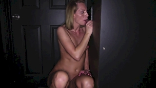 Gloryhole Madison 12 Loads Swallowed