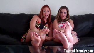 Your mistress needs her feet worshiped