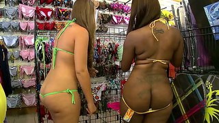 Nikki Stone Playing With Her Friend In Adult Games