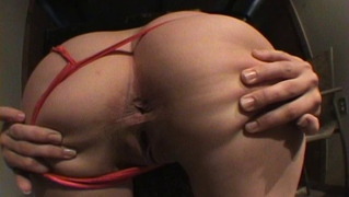 Sexy Curly Haired Brunette Slut Sucking Cock In Pov