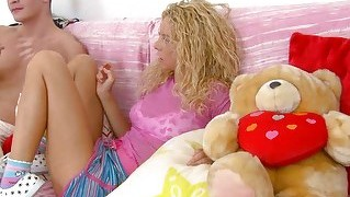 Blowjob Euro Oral Teen