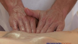 Massage Rooms Strong Expert Hands Make Her Tingle All Over