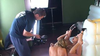 Blue Angel And Zafira In Pussy Lick Photo Session