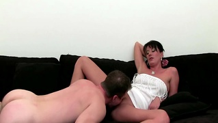 Mature Porn Agent Licked And Fucked
