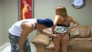 Fat Babe With Cool Ass Gets Pounded Like A Whore