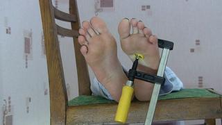 Foot Torture Clamps