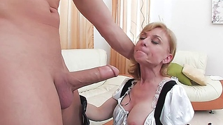 Nina's Maid To Fuck