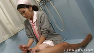 Nippon Nurse Does The Job Right
