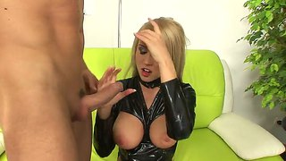 Sexy Girl Mandy Dee Fucking In Her Outfit