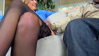 Mature Woman Zoey Andrews Fucks With Black Man