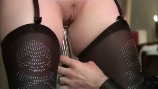 Bound And Whipped In Stockings