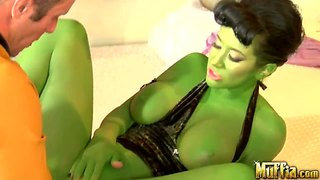 Alec Knight And Taylor Starr In A Star Trek Parody