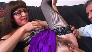 Mature Alexandra Slik M Recives A Good Oral From Hubby