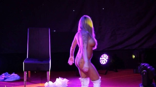 Inked Stripper - Erotic Expo