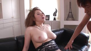 Japanese Chick Filled With Dick From Both Ends