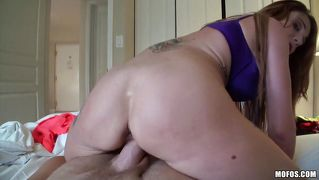 Horny Milf Rides And Sucks A Dick