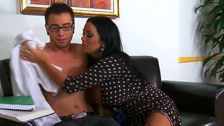 Dane Cross's Sexual Education With Sienna West