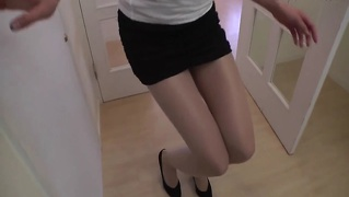 Feet stockings wife and pantyhose feet affair